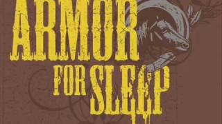 Armor For Sleep - Somebody Else's Arms