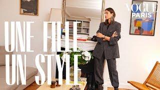 Inside Julia Haghjoos Parisian Apartment | Une Fille, Un Style | Vogue Paris