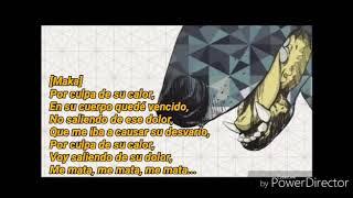 SHARIF Feat MAKA   R.O.N.R.O.N.E.A. (LETRA)