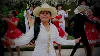 Llanera Piel Canela  - Damaris Barrera  (Video)