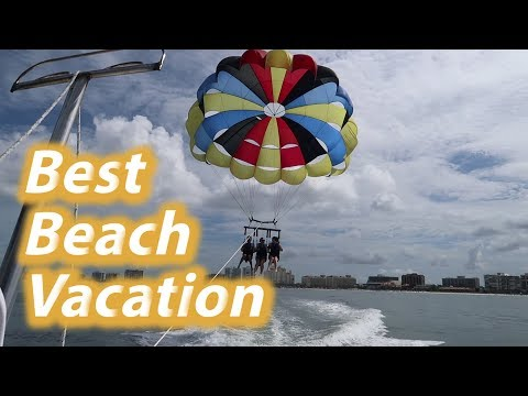 Resort Review: Marco Island | Favorite Florida Beach Vacation | Jet Ski & Parasailing