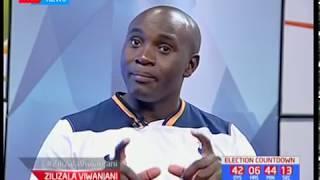 Kenya imeshuka hadi nafasi ya 26, mchezo wa rugby