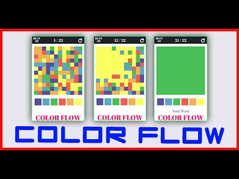 Color Flow Unity3D Complete Project - Puzzle Games - Unity