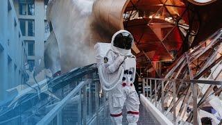 Frauen auf dem Weg ins Weltall: Die Astronautin
