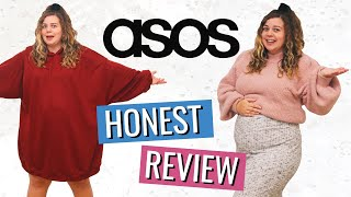Trying ASOS Maternity Clothes for the First Time (brutally honest review)