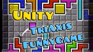 THANK YOU TRI! - Geometry Dash - Unity - By TriAxis and FunnyGame