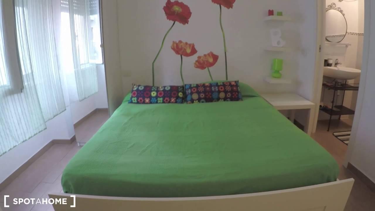 Studio apartment for rent in Lodi, bills included