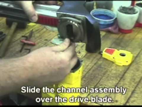 Powernail 445FS PowerStapler Reassembly