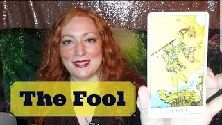 JOURNEY THROUGH THE TAROT: A Week with the FOOL | Introduction to the MAGICIAN
