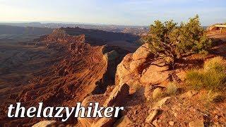 Anticline Overlook - Canyon Rims Recreation Area - Utah - Fantastic Overlook!