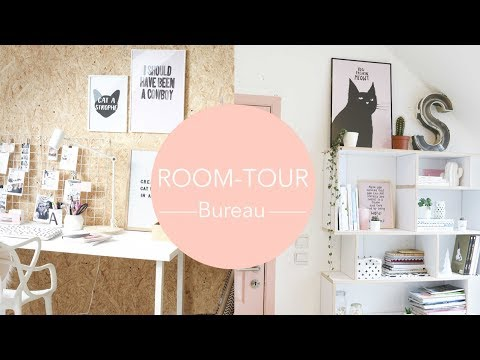 Bureau Tour de Celine du Blog IdoitMyself