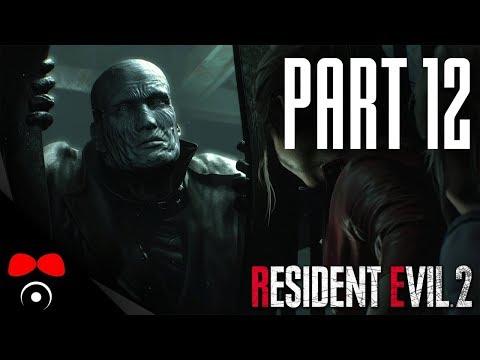 UŽ JE TADY ZAS! | Resident Evil 2 #12