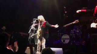 Tom Petty's Last Concert- Tom Petty talk of long tour. Song #5