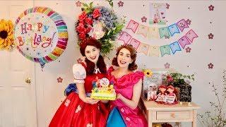 Happy Birthday, Poppy & Posie! 🥳🎂🎈