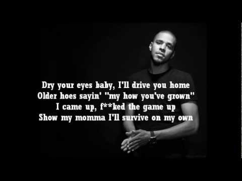 J. Cole- God's Gift Lyrics