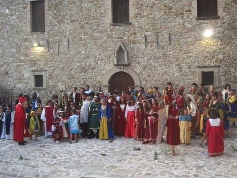 Preview video Video corteo storico - Palio Carmelitano 2018 diretta streaming Laurenzana 14 luglio 2018