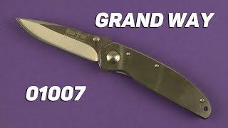 Grand Way 1007 - відео 1