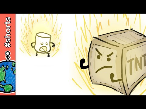 Uma explosão de açúcar! #shorts