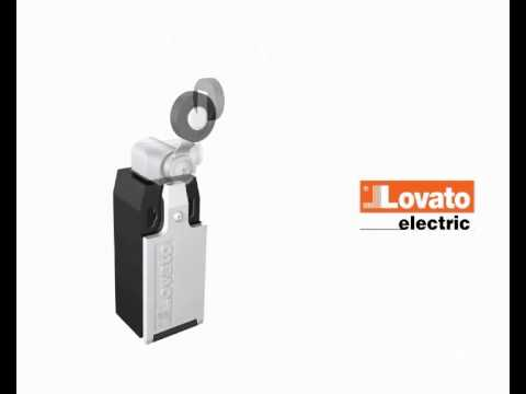 LOVATO Electric - Limit switch K series