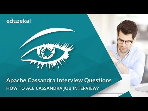 Apache Cassandra Interview Questions and Answers | Cassandra ...