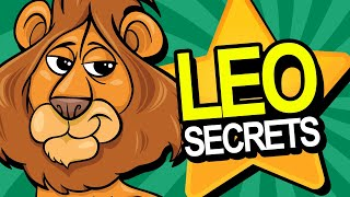 21 Secrets Of The LEO Personality ♌