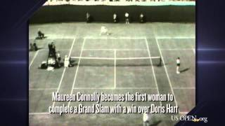 Today In US Open History: Big Moment For Maureen Connolly