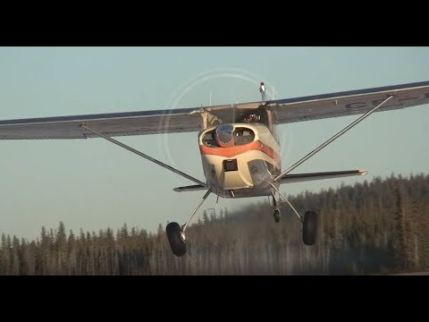 Cessna 175 Taildragger Conversion
