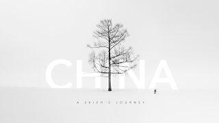 China: A Skier