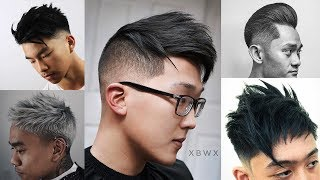 24 Best Hairstyles For Asian Men