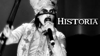 Marilyn Manson el Sacerdote Satánico | HISTORIA