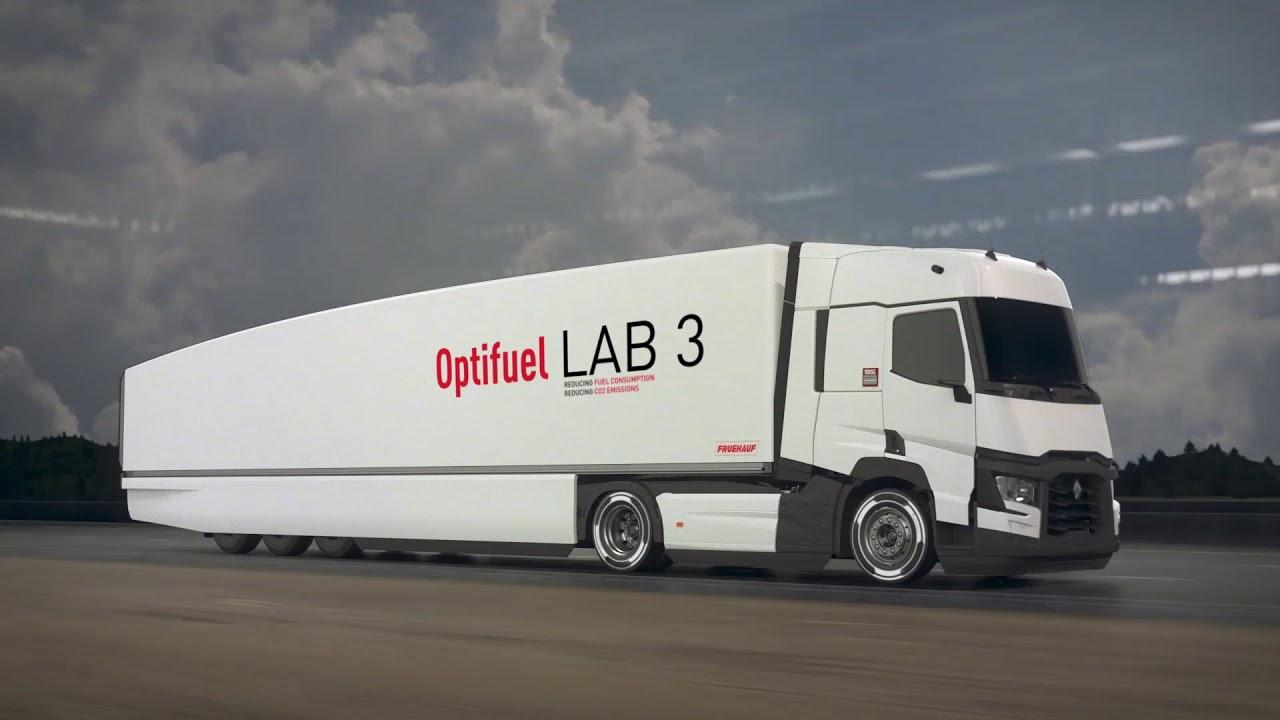 """Optifuel Lab 3, arba kaip """"Renault Trucks"""" bando sumažinti degalų sąnaudas"""