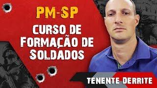 PM SP: Como Será O Tempo De Curso | Tenente Guilherme Derrite