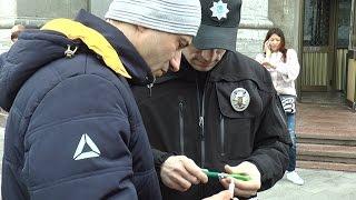 Батьки житомирських школярів, яких упіймали на курінні електронних цигарок, звернулись до поліції
