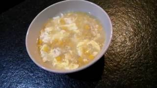 橘子廚房#1  完美玉米濃湯   How to make perfect corn soup?