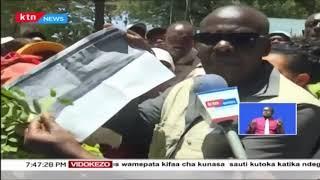 Chama cha IDPs walizua kizaazaa walipomkamata afisa mkuu mtendaji