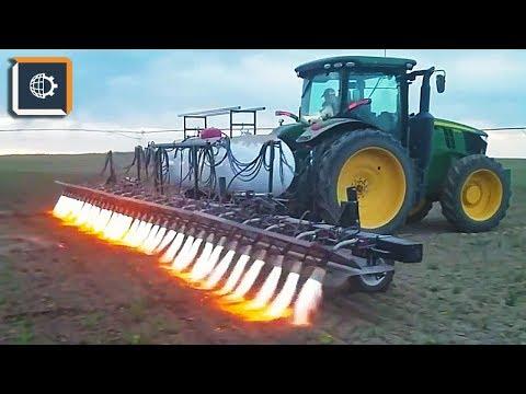 Такой Обработки Почвы ВЫ еще НЕ ВИДЕЛИ Невероятная сельхозтехника. В этом выпуске мы посмотрим на инноваци...