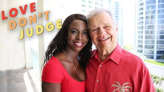 My Beauty Queen Wife Is 40 Years Younger | LOVE DON'T JUDGE