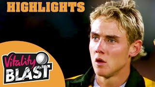 """Broad's Arrival & The """"Moon Ball"""" 