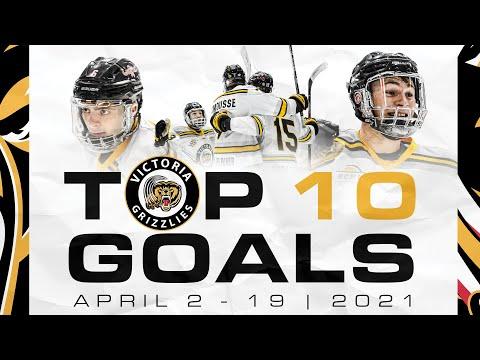 TOP 10 Grizzlies Goals (First 10 Games)