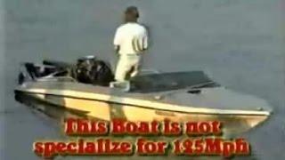 2000 Allison XB2002t with a Merc drag wmv - Most Popular Videos