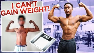 Skinny Guys...with A Fast Metabolism? (why You Cant Gain Weight)