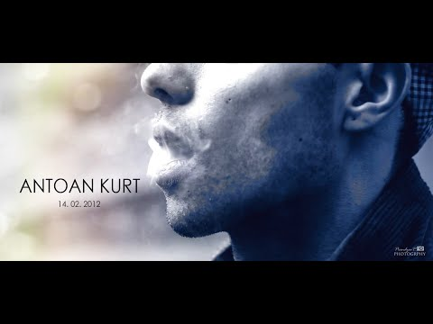 Antoan Kurt - Me, Myself And I ( Promo Video )