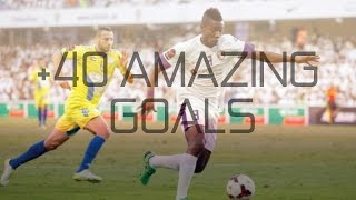 preview picture of video 'نادي العين - 40 هدف عالمي ! | AlAin FC - +40 Amazing Goals'