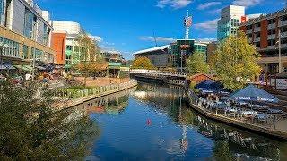 City Tour Of Reading, England