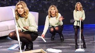Boden polieren war noch nie so einfach! Mit Katie Steiner bei PEARL TV (Januar 2020) 4K UHD