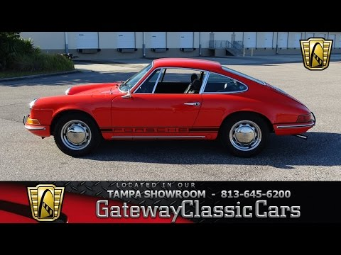 Video of Classic 1969 912 Offered by Gateway Classic Cars - Tampa - KDX5