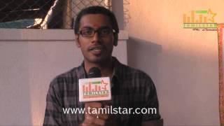 Surya Prasad at Kungumam Vecha Kekudhu Short Film Special Screening