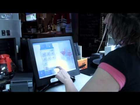 Video Restaurant POS Systems : Hawthorne's Backyard Restaurant Point of Sale : POS Nation Case Study