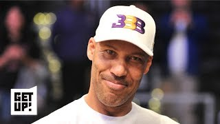 Lonzo Ball's 'big mouth, jackass dad' is piggybacking on his success - Charles Barkley | Get Up!