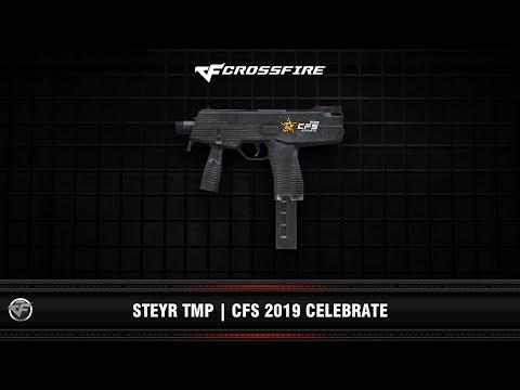 CF : Steyr TMP   CFS 2019 Celebrate